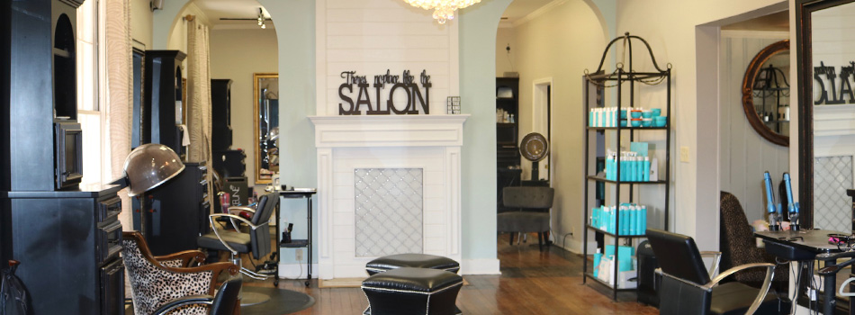 ella david salon interior photo