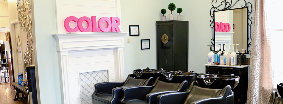 ella david salon wash room photo